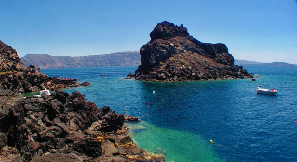 Amoudi Bay Best Hidden Gems Greek Islands Santorini