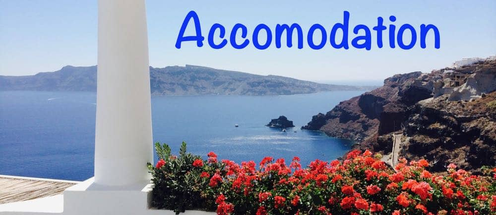 Accomodation Greek Gods Paradise