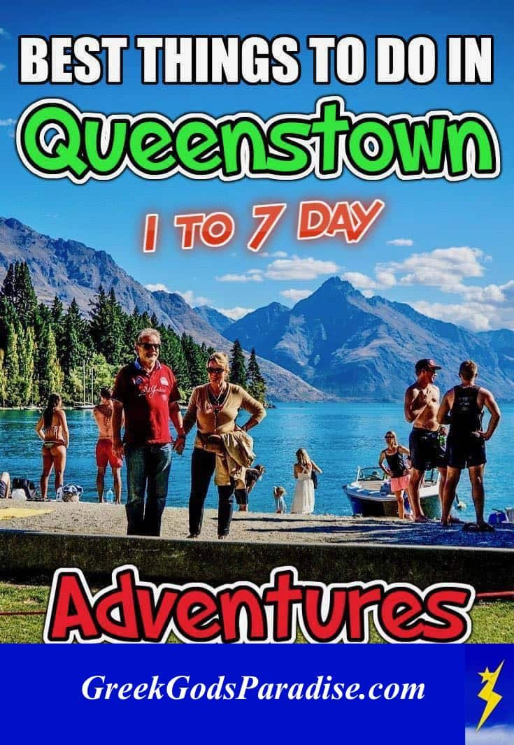 Best Things to Do in Queenstown New Zealand Day Adventures
