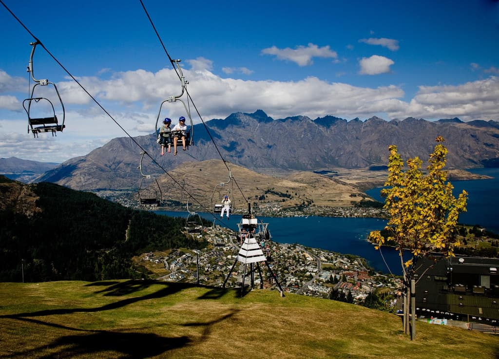 Best Things to do in Queenstown Chairlift ride