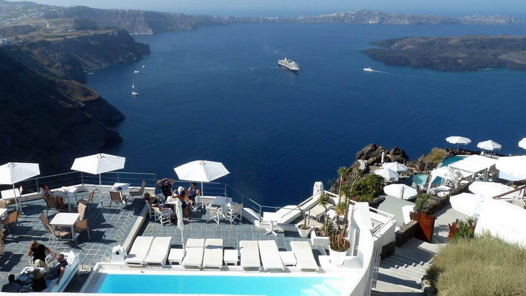 Imerovigli Santorini Guide