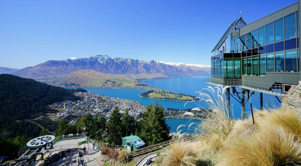 Top Things to do in Queenstown Skyline Gondola Restaurant and Bar