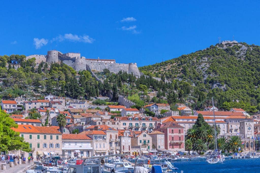 Best Croatian Islands Hvar Beautiful Croatia Island