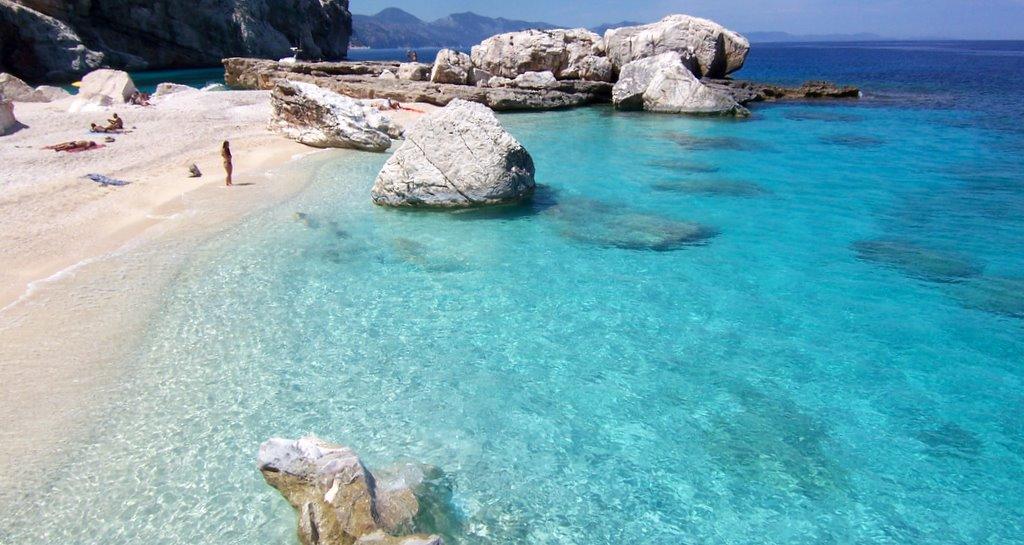Cala Mariolu Baunei Sardinia