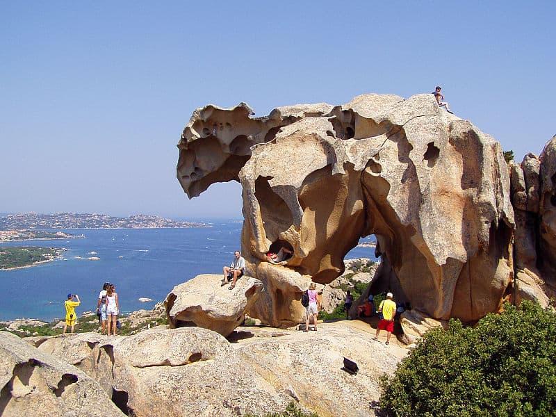 Capo d'Orso Bear Rock Sardinia