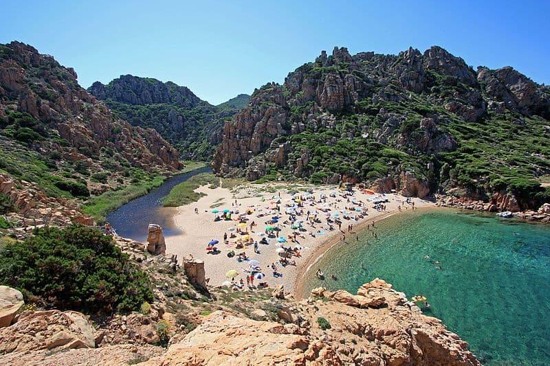 Costa Paradiso Sardinia