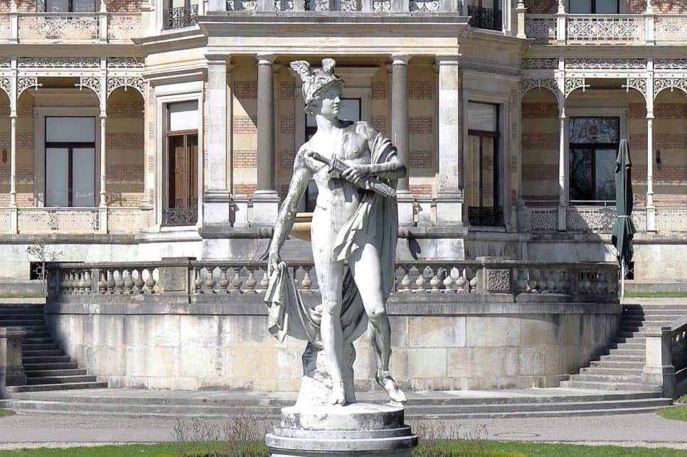 Hermes Hietzing (Wien) Hermesvilla