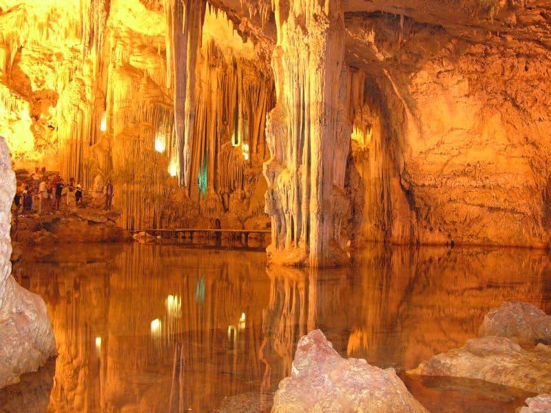 Neptune's Grotto Grotta di Nettuno Alghero