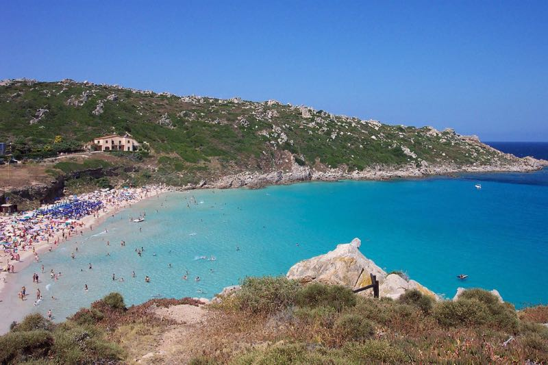 Spiaggia Rena Bianca Sardinia