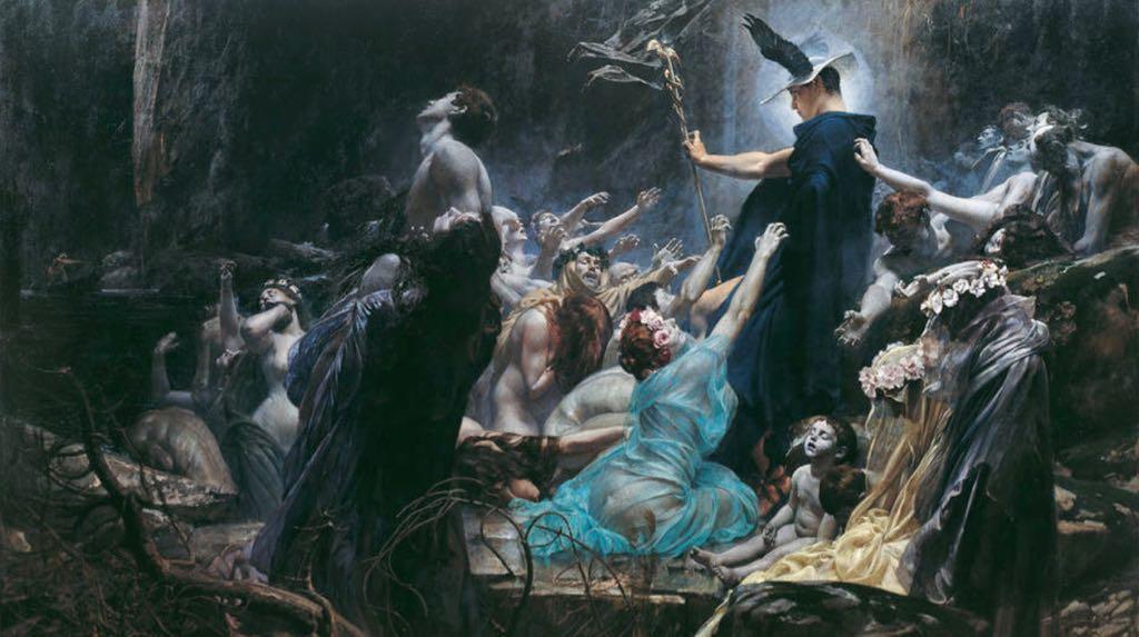 The Souls of Acheron Vienna