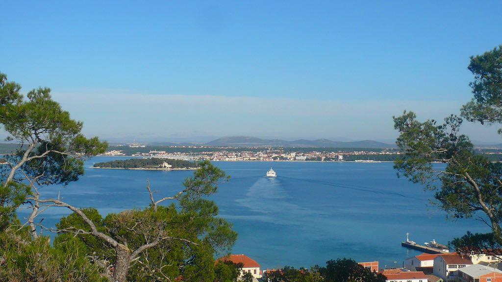 Zadar Pasman island Tkon