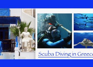 10 Best Dive Sites in the Greek Islands Scuba Diving Greece