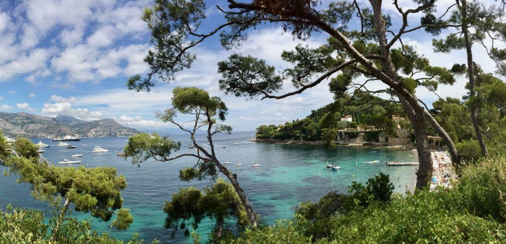 French Riviera Paloma Beach Saint Jean Cap Ferrat