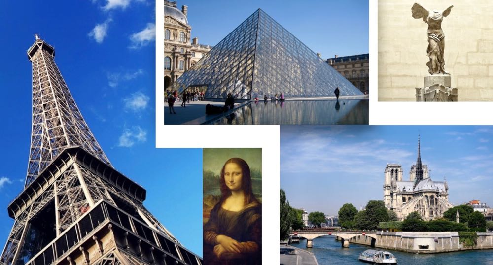 Great Day Trip from London Visiting Paris