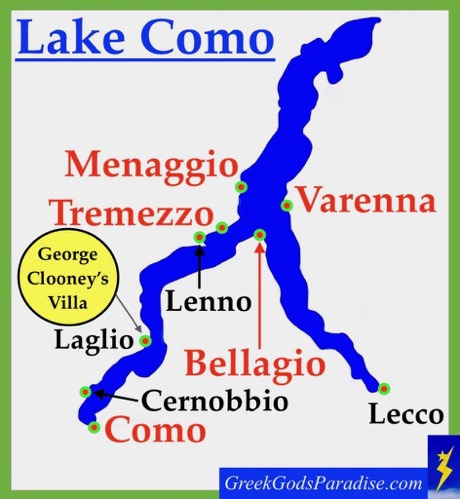 Lake Como Travel Guide: Itinerary Tips and Advice | Greek