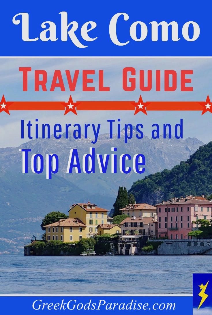 Lake Como Travel Guide Itinerary Tips and Top Advice