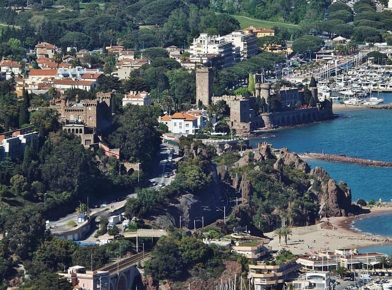 Mandelieu La Napoule French Riviera