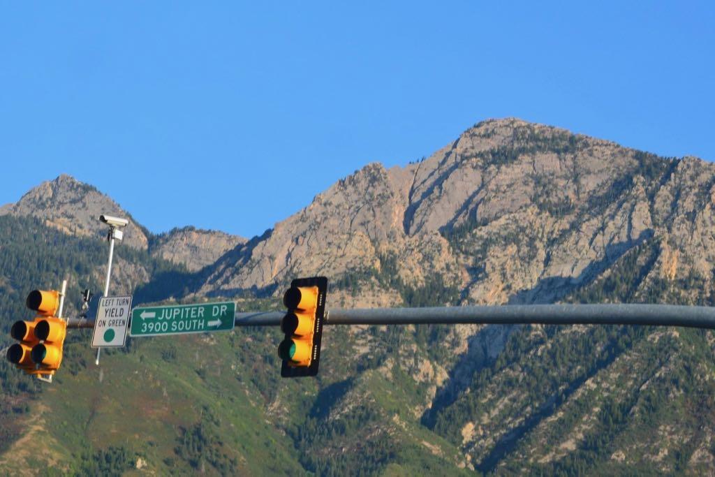 Mount Olympus Utah Jupiter Drive