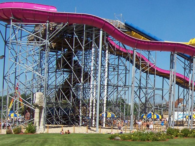 Mt Olympus Theme Park Wisconsin Dells