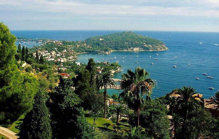 Top French Riviera Destination Saint Jean Cap Ferrat