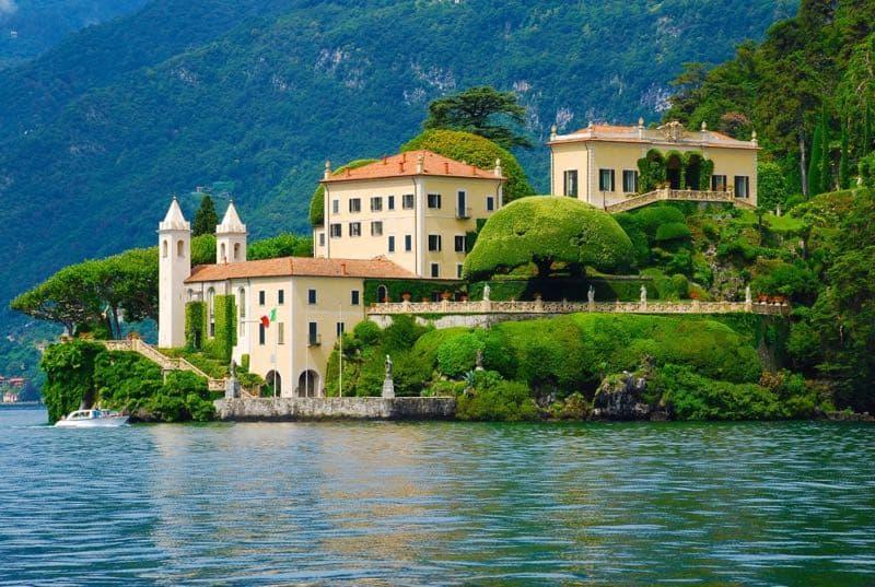 Villa Balbianello Lenno