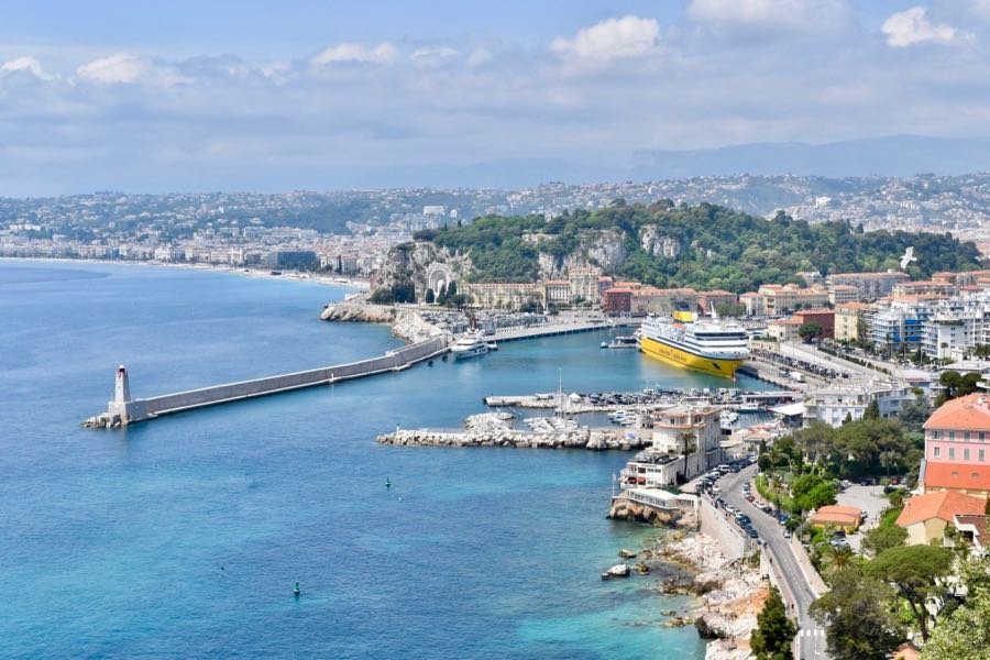 Best Places to visit in the French Riviera Nice