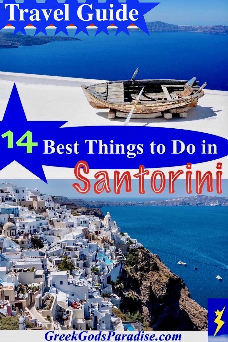 Best Things to Do in Santorini Greece Travel Guide