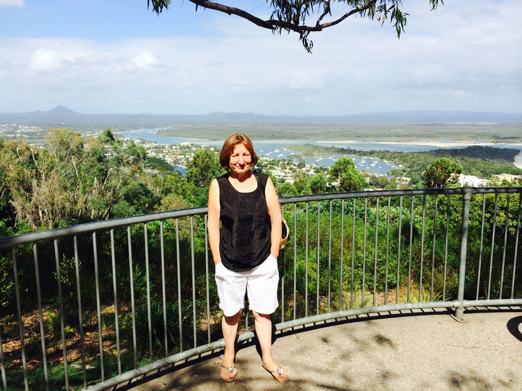 Laguna Lookout Sunshine Coast Picture of Mum