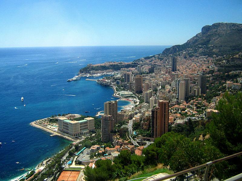 Monaco French Rivieria