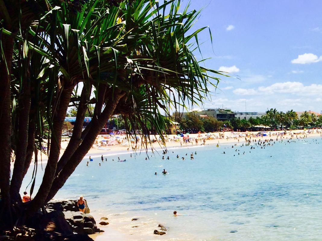 Noosa Paradise Beach