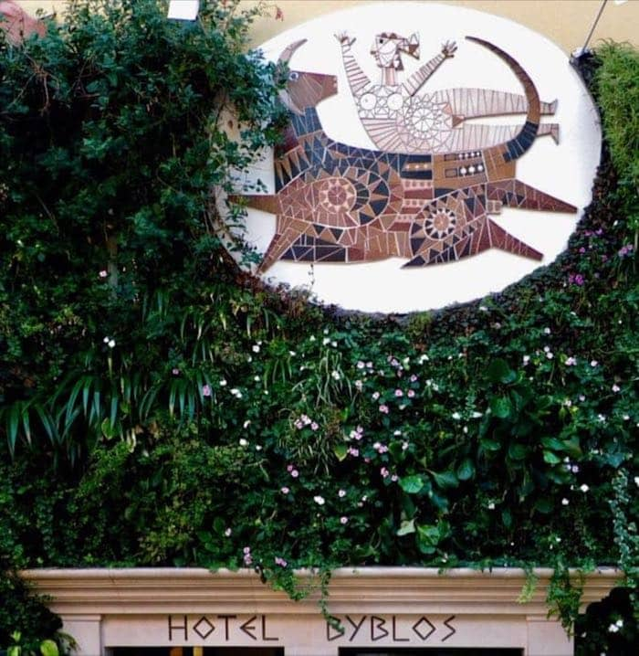 St Tropez Hotel for the stars