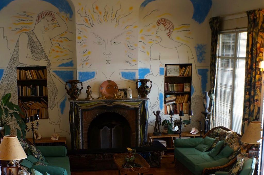Villa Santo Sospir Room