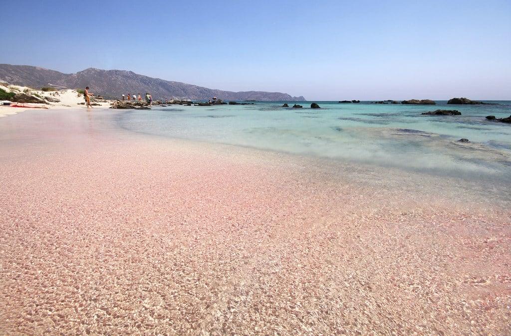 Elafonisi Beach Crete