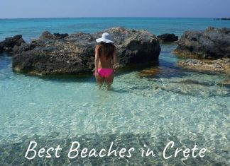 12 Best Beaches in Crete