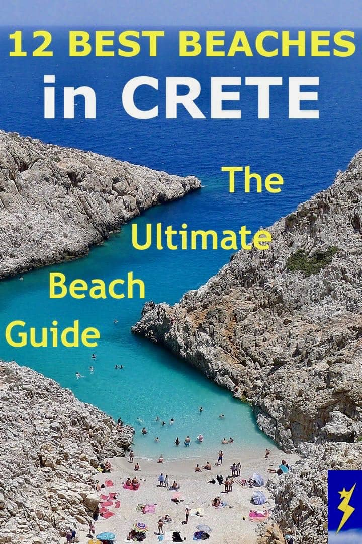 12 Best Beaches in Crete Ultimate Beach Guide