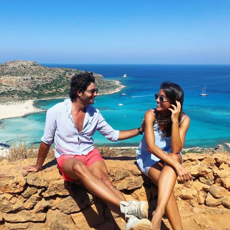Balos Beach and Lagoon Crete