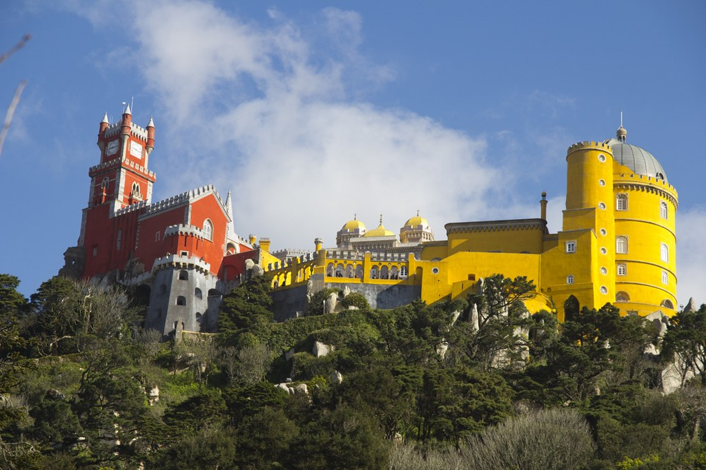 Best Palace in Sintra Pena Palace