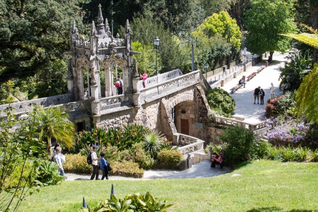 Gardens of the Quinta da Regaleira