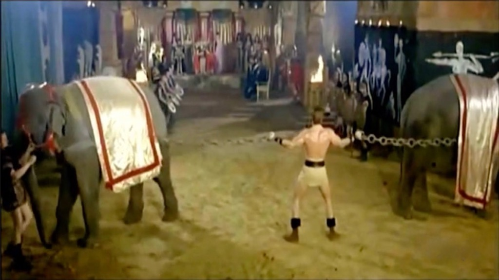 Hercules the Invincible Son of Hercules in the Land of Darkness 1964
