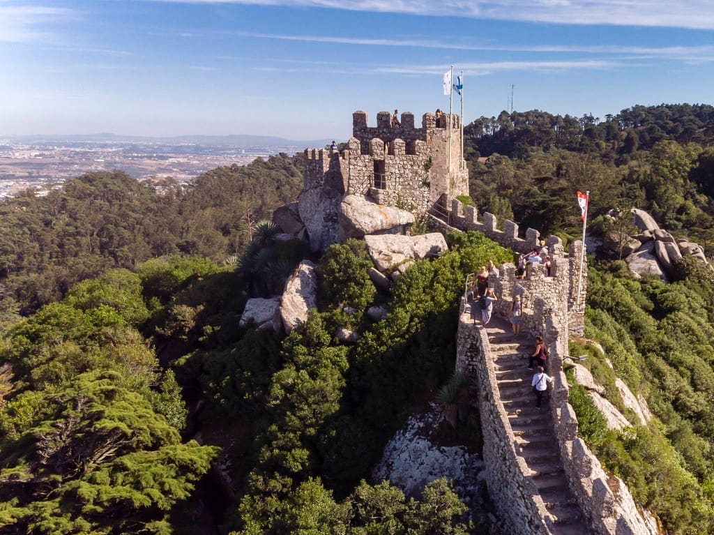 Sintra Guide Castle of the Moors