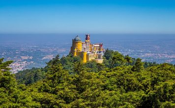 Sintra Guide best places to see in Sintra Pena Palace