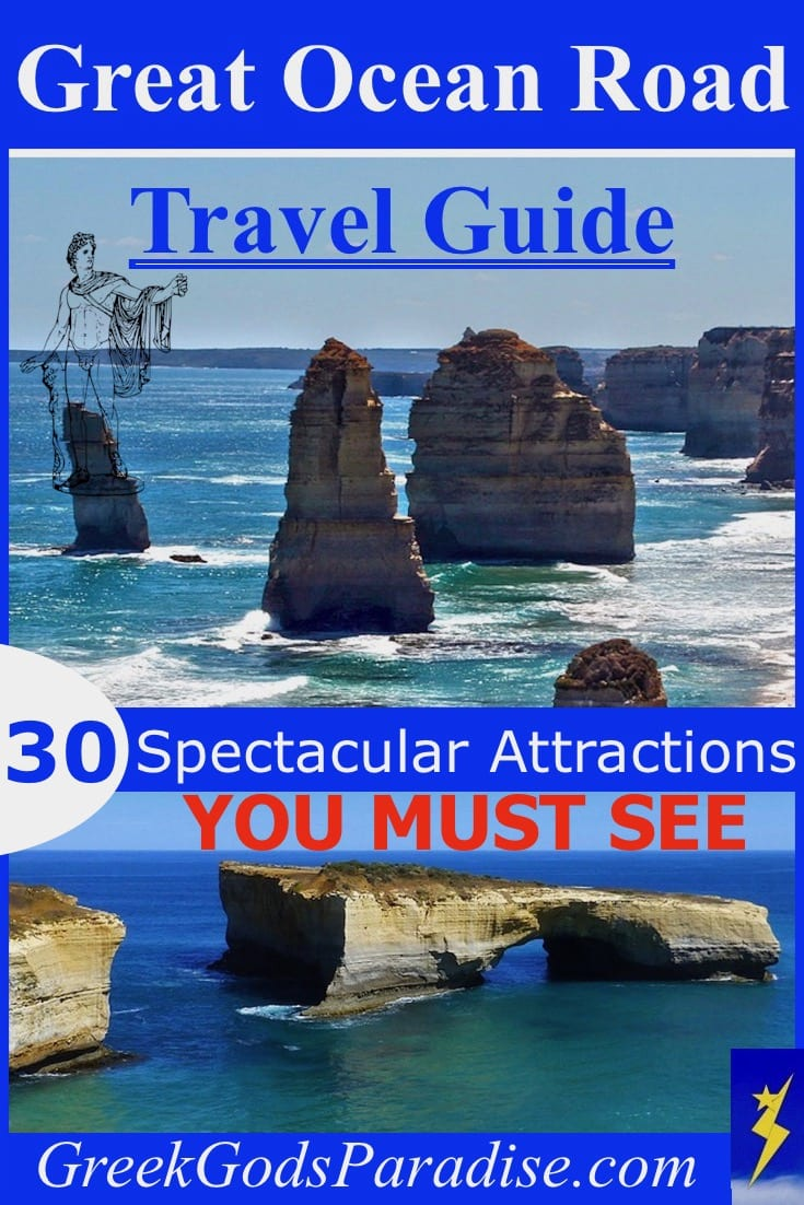 Great Ocean Road Travel Guide Spectacular Attractions