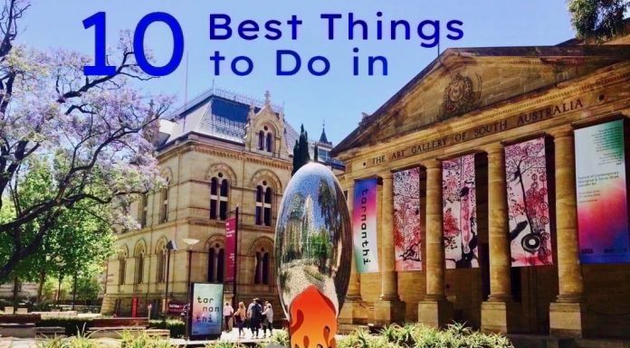 10 Best Things to Do in Adelaide