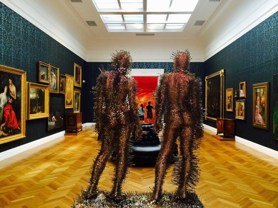 Art Gallery of South Australia Exhibit