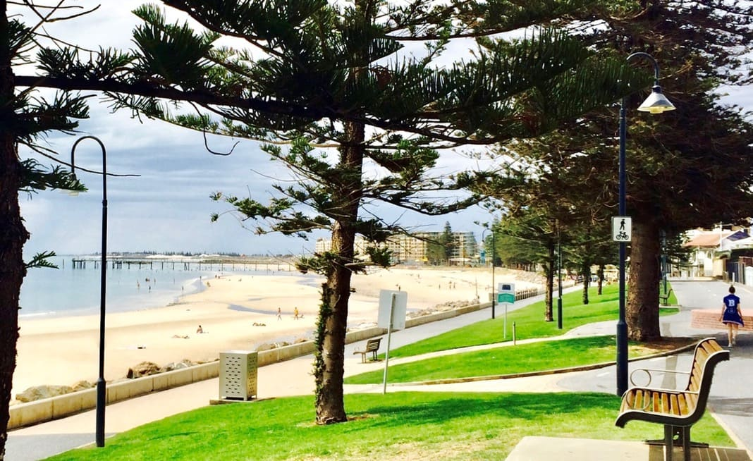 Best Things to do in Adelaide Visit Glenelg Beach