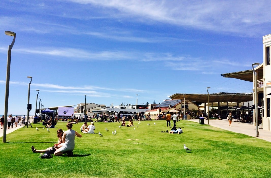 Best Things to do in Adelaide Visit Henley Square