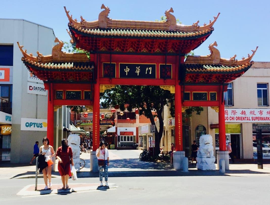 Chinatown Adelaide South Australia