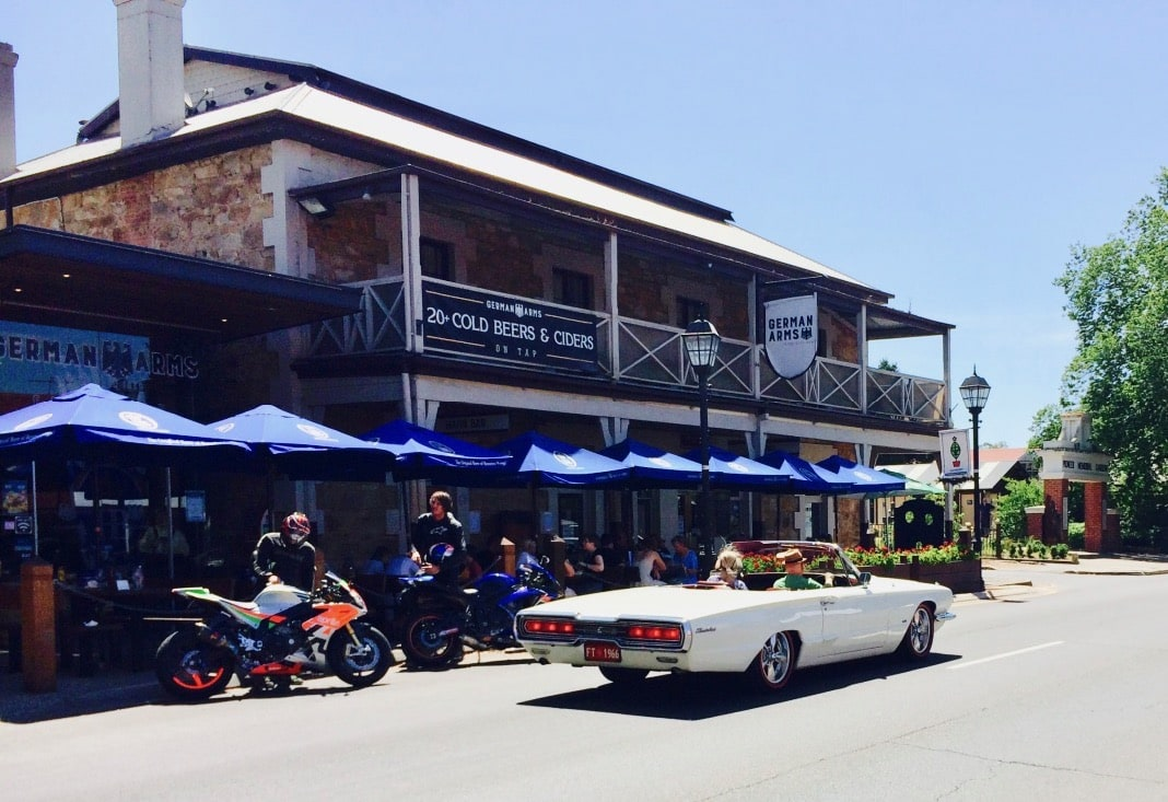 German Arms Hotel Hahndorf South Australia