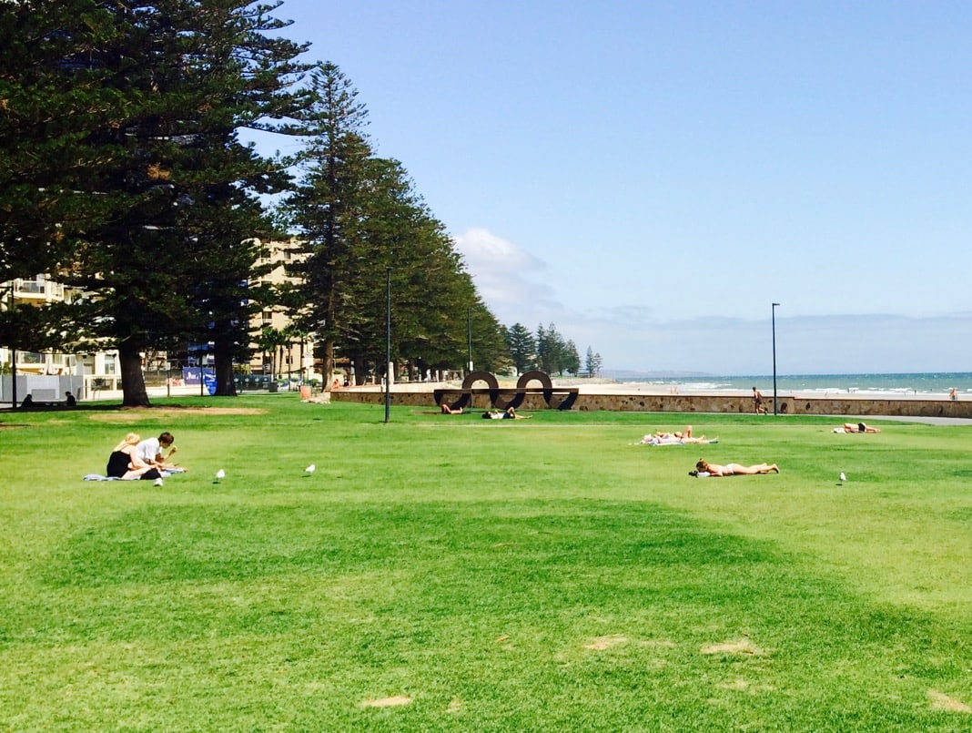 Glenelg Beach South Australia