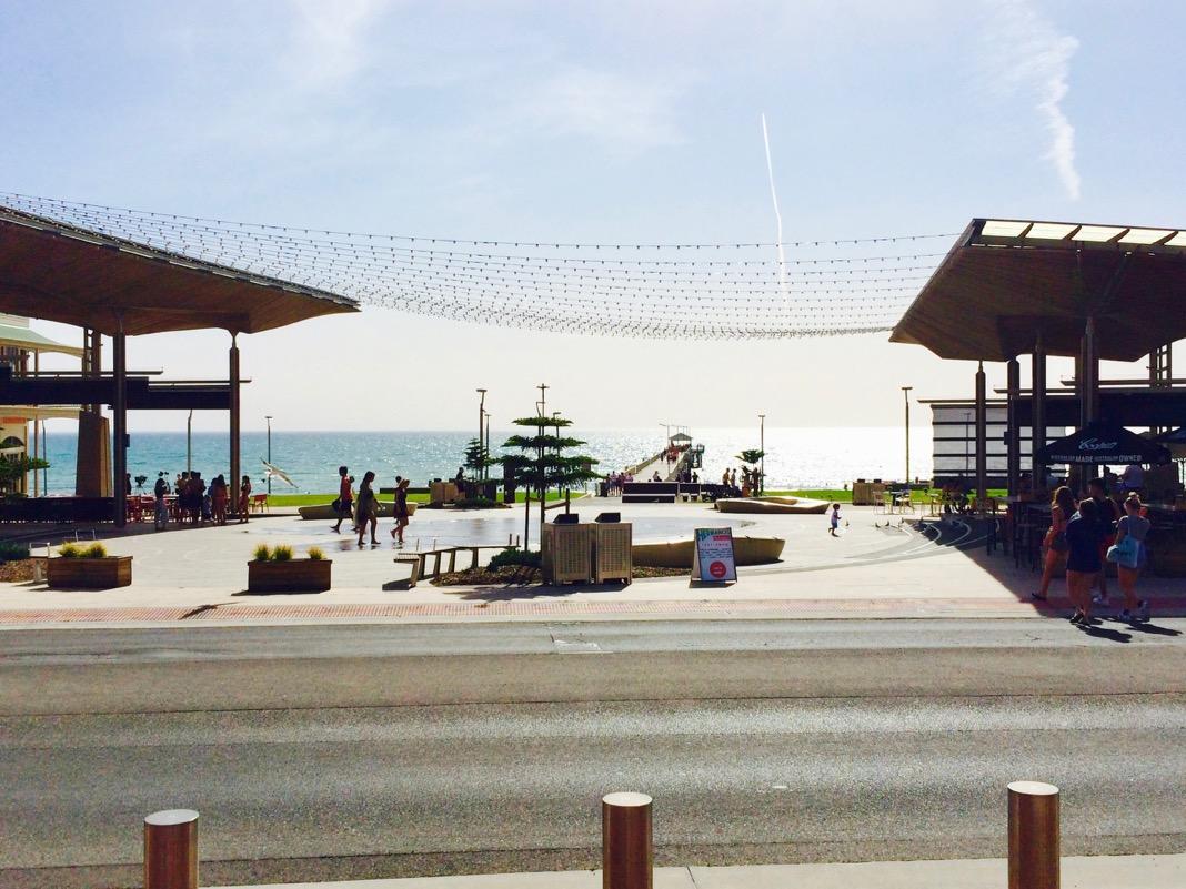 Henley Square Henley Beach Jetty Adelaide